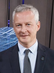 Photo of Bruno Le Maire