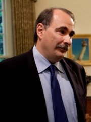 Photo of David Axelrod