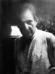 Photo of Lucian Freud