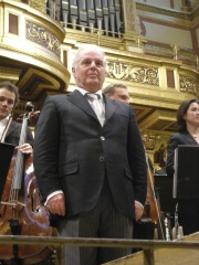 Photo of Daniel Barenboim