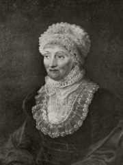 Photo of Caroline Herschel