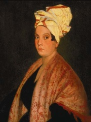 Photo of Marie Laveau