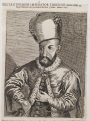 Photo of Ibrahim of the Ottoman Empire