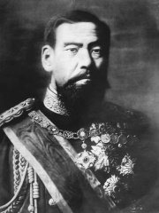 Photo of Emperor Meiji