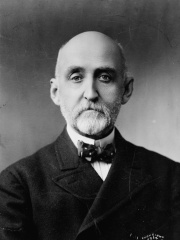 Photo of Alfred Thayer Mahan