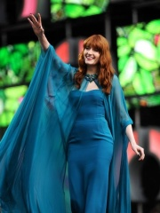 Photo of Florence Welch