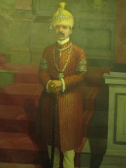 Photo of Mir Osman Ali Khan