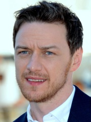 Photo of James McAvoy
