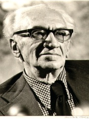 Photo of Immanuel Velikovsky