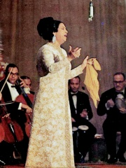 Photo of Umm Kulthum