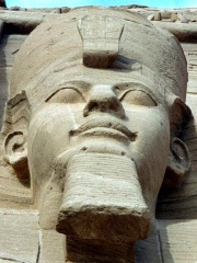 Photo of Ramesses II