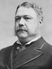 Photo of Chester A. Arthur