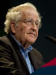 Photo of Noam Chomsky