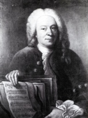 Photo of Johann Christoph Bach