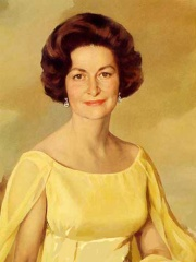 Photo of Lady Bird Johnson