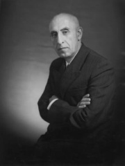 Photo of Mohammad Mosaddegh