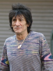 Photo of Ronnie Wood