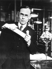 Photo of Wallace Carothers