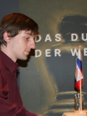 Photo of Alexander Grischuk