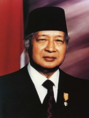 Photo of Suharto