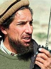 Photo of Ahmad Shah Massoud
