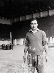 Photo of Yves Klein