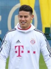 Photo of James Rodríguez