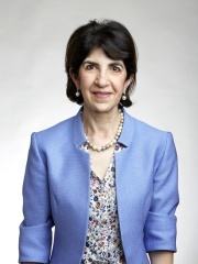 Photo of Fabiola Gianotti