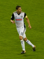 Photo of Alejandro Bedoya