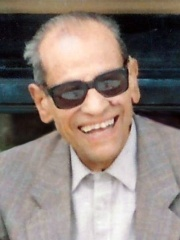 Photo of Naguib Mahfouz