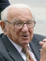 Photo of Nicholas Winton