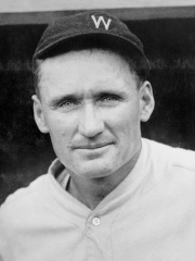 Photo of Walter Johnson