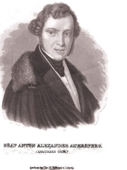 Photo of Count Anton Alexander von Auersperg
