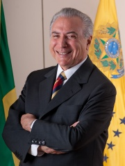 Photo of Michel Temer