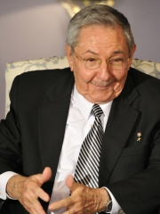 Photo of Raúl Castro