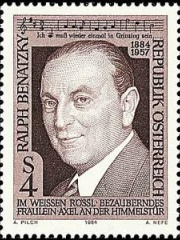 Photo of Ralph Benatzky