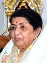 Photo of Lata Mangeshkar