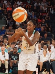Photo of Tina Charles