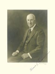 Photo of Solomon R. Guggenheim