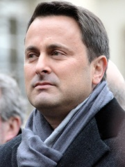 Photo of Xavier Bettel