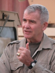 Photo of Oliver North