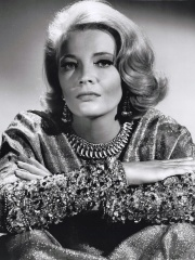 Photo of Gena Rowlands