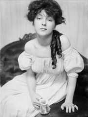 Photo of Evelyn Nesbit
