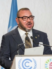 Photo of Mohammed VI of Morocco
