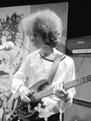 Photo of Noel Redding