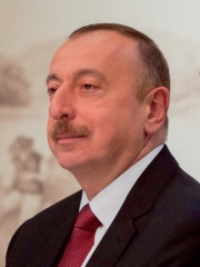 Photo of Ilham Aliyev