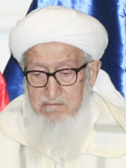 Photo of Sibghatullah Mojaddedi