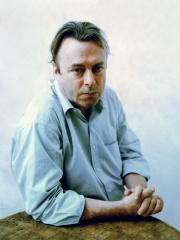 Photo of Christopher Hitchens