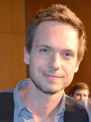 Photo of Patrick J. Adams