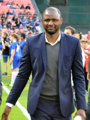 Photo of Patrick Vieira
